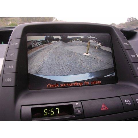 Кабель для подключения камеры Toyota Prius / Lexus RX с мультифункциональным дисплеем MFD GEN5 Превью 4
