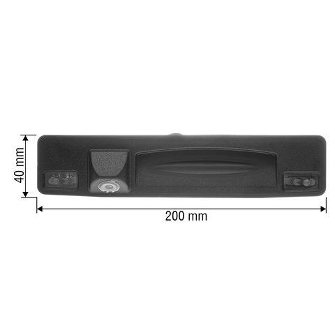 Камера заднего вида в ручку багажника для Ford Focus 2015-2017 г.в. Превью 1
