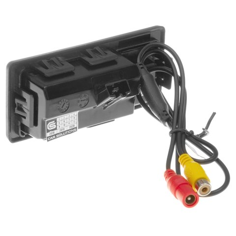 Tailgate Rear View Camera for Audi A4, Q7, Volkswagen Touran Preview 1