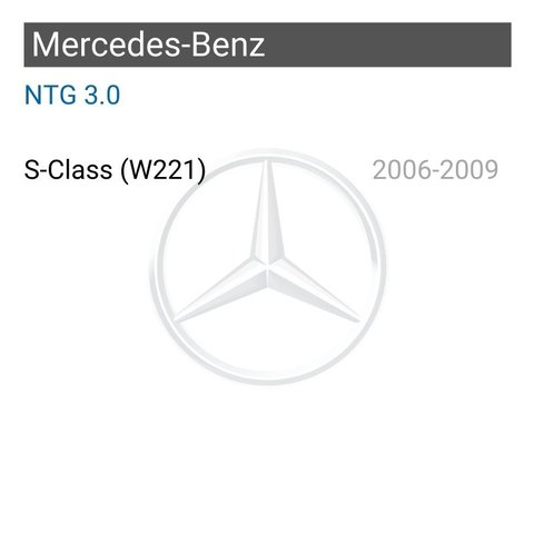 Wireless CarPlay and Android Auto Adapter for Mercedes-Benz with NTG 3.0 Preview 1