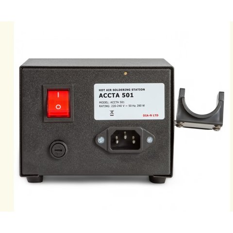 Термоповітряна паяльна станція Accta 501 Прев'ю 5