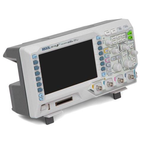 Цифровий осцилограф RIGOL DS1104Z-S Plus Прев'ю 1