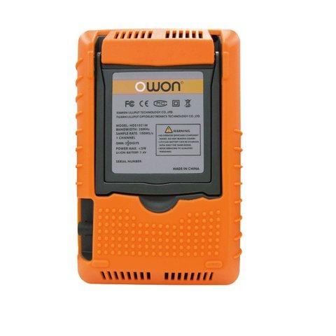 Портативний цифровий осцилограф OWON HDS1021M-N Прев'ю 4