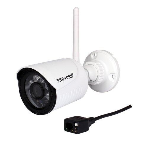 Безпровідна IP-камера спостереження HW0022 (1080p, 2 МП) Прев'ю 1