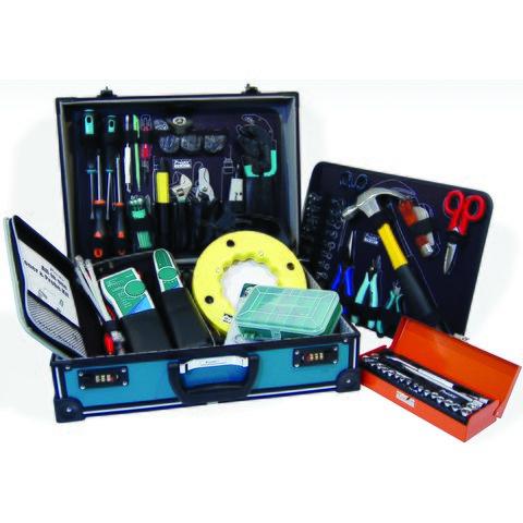 Набор инструментов Pro'sKit PK-4021M для телекоммуникационных сетей Превью 2