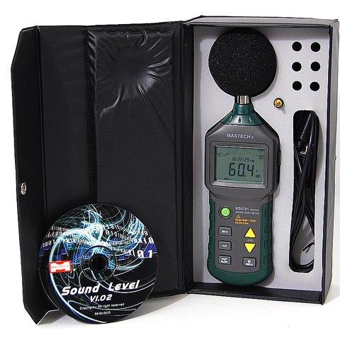 Измеритель силы звука MASTECH MS6701 Превью 2