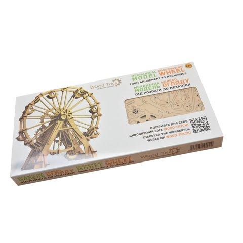 Механический 3D-пазл Wood Trick Колесо обозрения - /*Photo|product*/