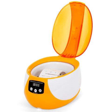 Ultrasonic Cleaner Jeken CE-5600A (orange) Preview 3