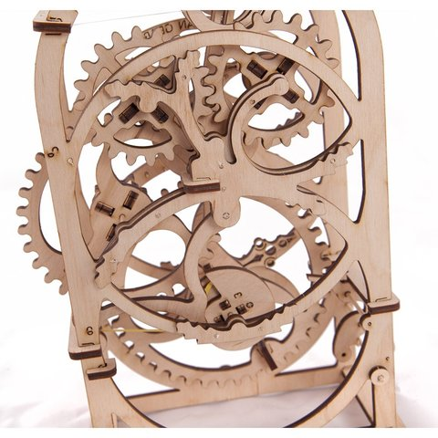 Mechanical 3D Puzzle UGEARS Timer Preview 6