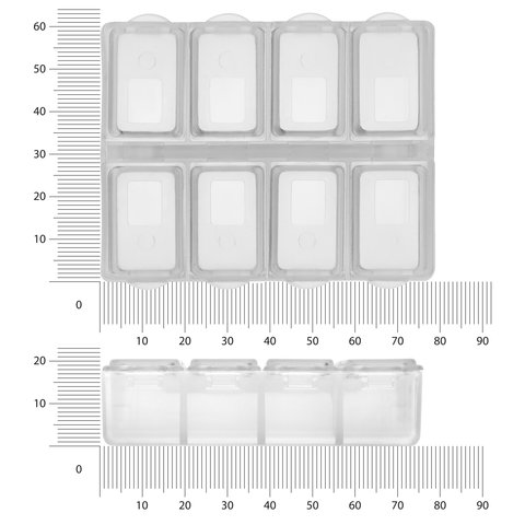 Utility Component Storage Box Pro'sKit 903-133S Preview 1